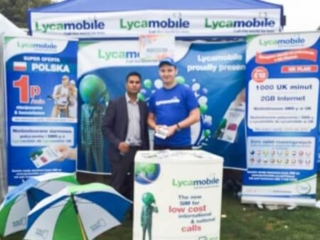 Lyca Mobile Marketing