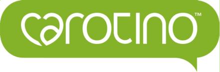 """Logo for """"Carotino"""""""