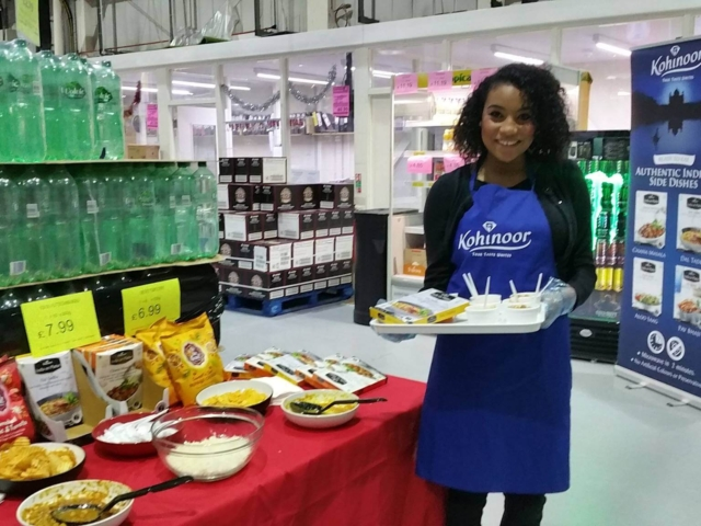 Kohinoor Product Sampling
