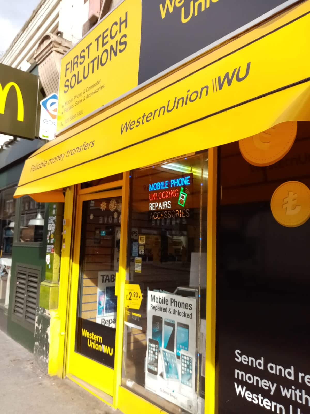 """Featured image for """"Western Union"""""""