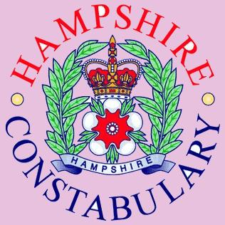 """Logo for """"Hampshire Constabulary"""""""