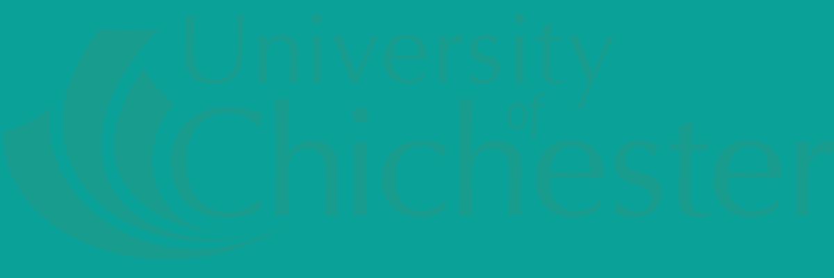 "Logo for ""University of Chichester"""