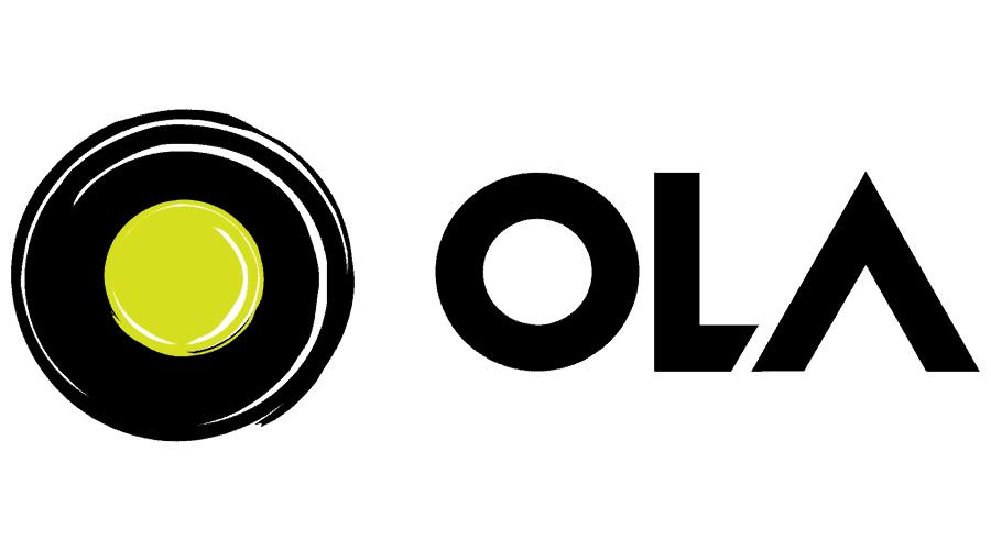 """Logo for """"Ola"""""""