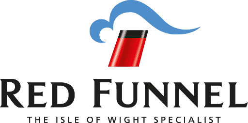 "Logo for ""Red Funnel"""